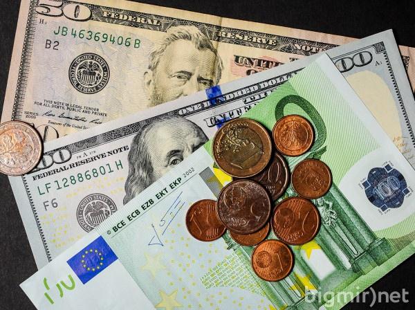 За первый квартал в Украину перечислено $544 млн в эквиваленте