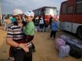 В Мариуполе переселенцев разместят на зиму в одной из школ