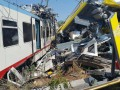 Столкновение поездов в Италии: Количество жертв увеличилось