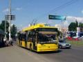 Водителя, продававшего фальшивые билеты в киевском троллейбусе, уволили