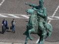 Иностранные туристы начали тратить больше денег в Украине