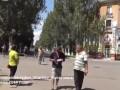 Активисты Антимайдана привезли гуманитарку в Славянск (видео)