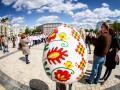 В Киеве открылся фестиваль писанок