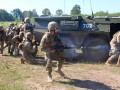 Украинские морпехи поехали на учения в Болгарию