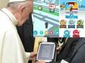 Папа Римский благословил игру, в которой нужно собирать святых
