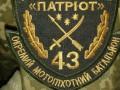 Батальон Патриот расформирован – волонтер