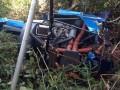 В Прикарпатье упал вертолет, есть погибший