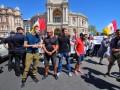 В Одессе сорвали первомайский марш любителей России