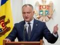 Суд обязал президента Молдовы распустить парламент, в столице протесты