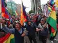 Боливии выросло число жертв столкновений