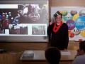 На уроке истории учитель рассказала о Майдане с кастрюлей на голове
