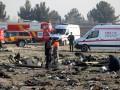 В катастрофе с самолетом МАУ погибли студенты из Ирана