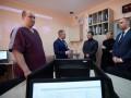 Зеленский проинспектировал ход ремонта больницы в Полтаве