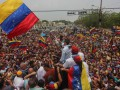 Число протестных акций в Венесуэле превысило шесть тысяч