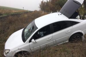 Преступник из Молдовы на авто прорвался через границу в Украину