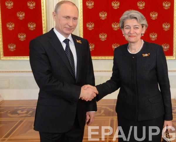 Ирина Бокова претендует на должность Генсека ООН