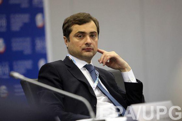 Сурков встретился в Москве с Пушилиным