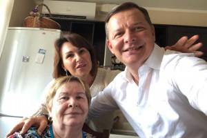 Мать Ляшко снова купила квартиру в Киеве и землю под Черниговом