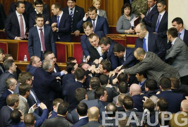 Украинское правительство не внушает доверия кредиторам