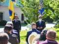 Президент вручил награды выдающимся украинцам