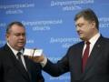 Порошенко назначил нового губернатора Днепропетровской области