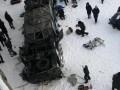 В России автобус упал в реку: много погибших. 18+