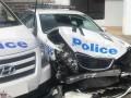 В Австралии водитель с наркотиками на $140 млн протаранил копов