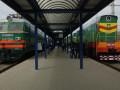 Укрзализныця установила порядок остановки транзитных международных поездов