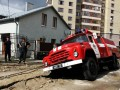 В Тернополе просел асфальт: провалились пожарные, ехавшие на вызов