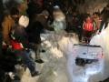 В Турции лавина снесла микроавтобус  в пропасть, есть жертвы