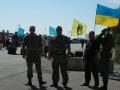 Блокирование Крыма: на въезде в АРК скопилось 240 фур