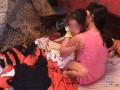 В Кривом Роге родители использовали четырехлетнюю дочь для порно