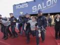 В Брюсселе во время автосалона арестовали почти 200 эко-активистов