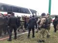 Полиция на въезде в Одессу ищет автобусы с вооруженными людьми