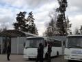 Под Конча-Заспу стягивают силовиков