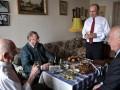 Путин приехал в гости к экс-куратору КГБ в Дрездене