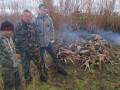 Из Чернобыльской зоны пытались вывезти 60 кг лосиных рогов, - полиция