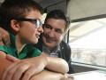Саакашвили: Задержали моего 11-летнего сына