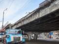 В Киеве начинают перекрывать движение по Шулявскому путепроводу