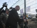 Проект Яценюка Стена на границе с РФ завершат в 2025 году