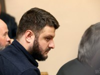 Сына Авакова посадили не случайно - Саакашвили