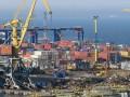 Сальдо торговли Украины ушло в