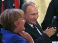 Премьер РФ: Путин и Меркель говорят преимущественно об Украине