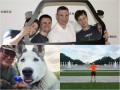 Неделя в фото: Uber в Киеве, Яценюк в Вашингтоне и собака-