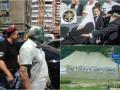 День в фото: запонка раввина, зеленка на лице и митинг в Мариуполе