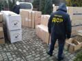 Правоохранители раскрыли схему поставок сигарет с оккупированных территорий