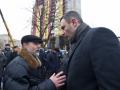 В Киеве демонтируют незаконное строительство