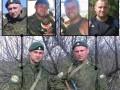 Блогер идентифицировал военных РФ на Донбассе