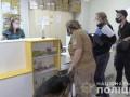 В столице задержали грабителя почтового отделения