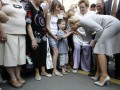 Соратница Тимошенко утверждает, что каблуки экс-премьеру прописали врачи
